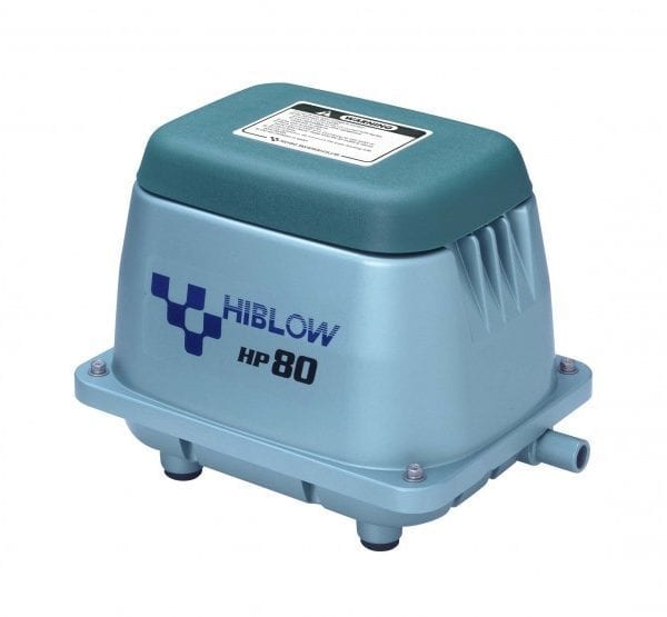 Hiblow Hp80 Hiblow Air Pumps Hiblow Uk